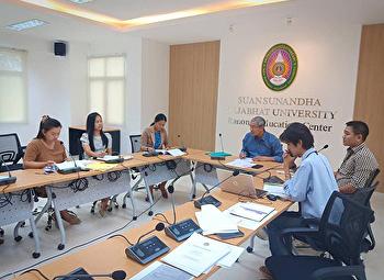 การประชุมงานตกแต่งห้องประชุมศูนย์การศึกษาจังหวัดระนอง ครั้งที่ 1/2562