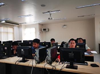 ศูนย์การศึกษาจังหวัดระนอง ร่วมกับสำนักวิทยบริการและเทคโนโลยีสารสนเทศ ดำเนินการจัดโครงการพัฒนาทักษะมาตรฐานการใช้เทคโนโลยีสารสนเทศและการสื่อสารของนักศึกษา