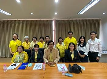 วันที่ 13 กรกฎาคม 2563  นางอัญชัญ จงเจริญ ที่ปรึกษาผู้อำนวยการศูนย์การศึกษาจังหวัดระนอง นำกลุ่มภัฏพัฒน์ นวดไทย ศูนย์การศึกษาจังหวัดระนองเข้าร่วมโครงการพัฒนาทักษะอาชีพสู่การสร้างรายได้เพื่อพัฒนาท้องถิ่น (หลักสูตรนวดแผนไทย 150 ชั่วโมง)