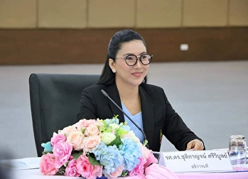On December 14, 2020 Prof. Suwat Nuanchao, Acting Director of Ranong Education Center Along with the management team attended the Executive Committee Meeting of Suan Sunandha Rajabhat University (GPF) No. 12/2020.