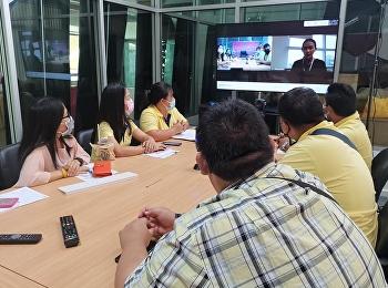 การประชุมติดตามงานศูนย์การศึกษาจังหวัดระนอง