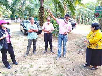 ศูนย์ฯระนองร่วมกับสำนักงานเกษตรและสหกรณ์เตรียมความพร้อม ออกหน่วยให้บริการคลินิกเกษตรเคลื่อนที่ในงานวันถ่ายทอดเทคโนโลยี ณ ศูนย์การเรียนรู้การเพิ่มประสิทธิภาพการผลิตสินค้าเกษตร (ศพก.)