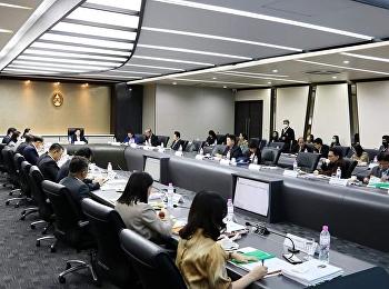 การประชุมคณะกรรมการบริหารมหาวิทยาลัยราชภัฏสวนสุนันทา (กบม.) ครั้งที่ 3/2564