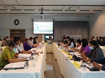 การประชุมกลุ่มย่อย (Focus Group) จัดทำแผนปฏิบัติการพัฒนาการท่องเที่ยว ภายในเขตพัฒนาการท่องเที่ยวฝั่งทะเลตะวันตก (The Royal Coast หรือ Thailand Rivera)