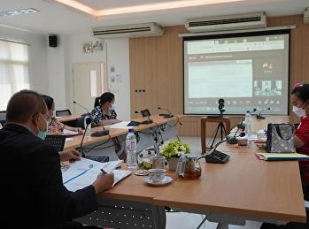 ช่วงบ่าย วันที่ 24  มิถุนายน 2564 อาจารย์สุวัฒน์  นวลขาว ผู้อำนวยการศูนย์การศึกษาจังหวัดระนองและผู้ที่เกี่ยวข้อง เข้าร่วมการประชุมคณะกรรมการดำเนินงานจัดแผนยุทธศาสร์ ระยะ 5  ปี(พ.ศ.2565 -2569  ฯ ครั้งที่  3