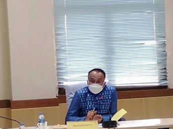 วันที่ 9 สิงหาคม 2564 อาจารย์สุวัฒน์  นวลขาว ผู้อำนวยการศูนย์การศึกษาจังหวัดระนอง ในฐานะผู้ทรงคุณวุฒิ เข้าร่วมประชุมคณะกรรมการประเมินราคาทรัพย์สินเพื่อประโยชน์แห่งรัฐ ประจำจังหวัดระนอง  ครั้งที่ี  1/2564