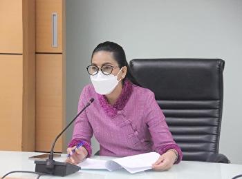 วันที่ 10 กันยายน 2564 เวลา 13.00  น. อาจารย์สุวัฒน์  นวลขาว ผู้อำนวยการศูนย์การศึกษาจังหวัดระนอง  นางอัญชัญ จงเจริญ ที่ปรึกษาผู้อำนวยการศูนย์ฯ และผู้ที่เกี่ยวข้องประชุมคณะกรรมการหน่วยปฏิบัติการส่วนหน้า จังหวัดระนอง ครั้งที่ 1/2564